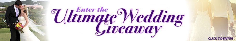 Enter the Ultimate Wedding Giveaway